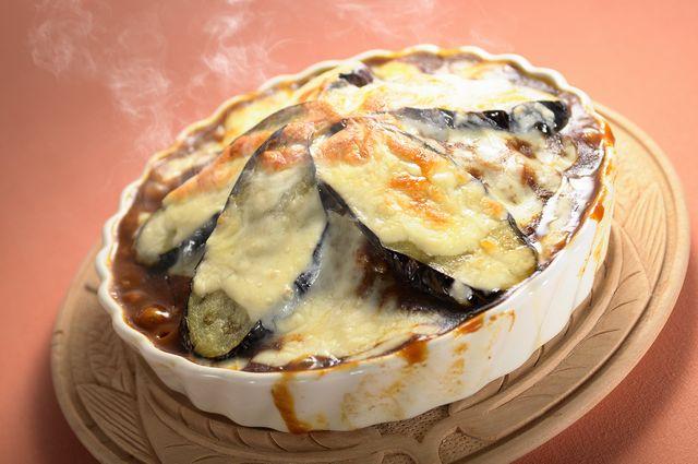カレー通販マインズのとろーりチーズのグリルなすカレー